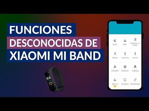 ¿Qué es Etiquetado de Actividades? | Funciones Desconocidas de Xiaomi Mi Band