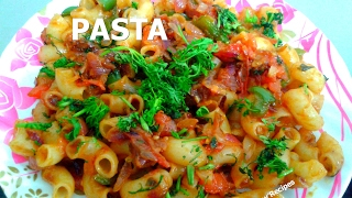 Pasta Recipe in Hindi, Pasta Cooking in Indian Style