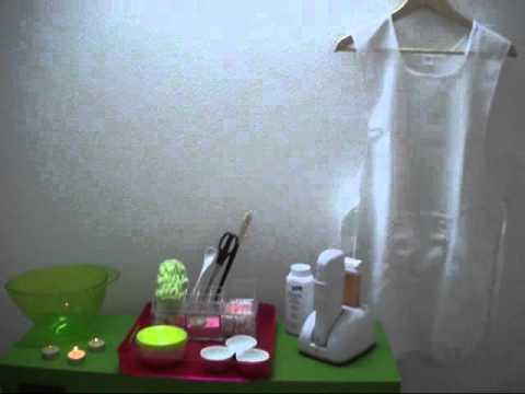 Cabine De Estetica Simples : Meu primeiro gabinete de estética youtube