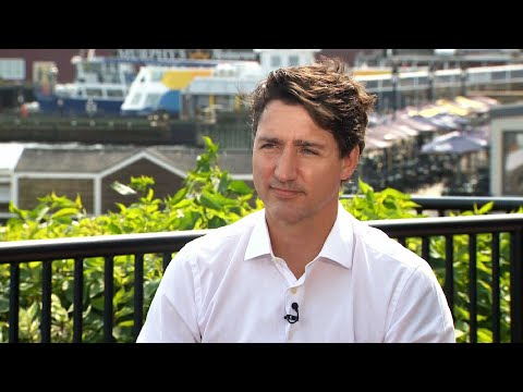 CTV News sits down with Liberal Leader Justin Trudeau