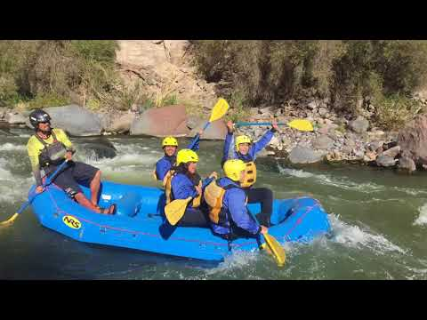 Rafting In Arequipa - Río Chili 2018