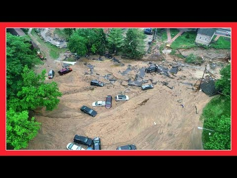 SOMETHING STRANGE IS HAPPENING IN ELLICOTT CITY USA !! END TIMES NEWS REPORT MAY 2018