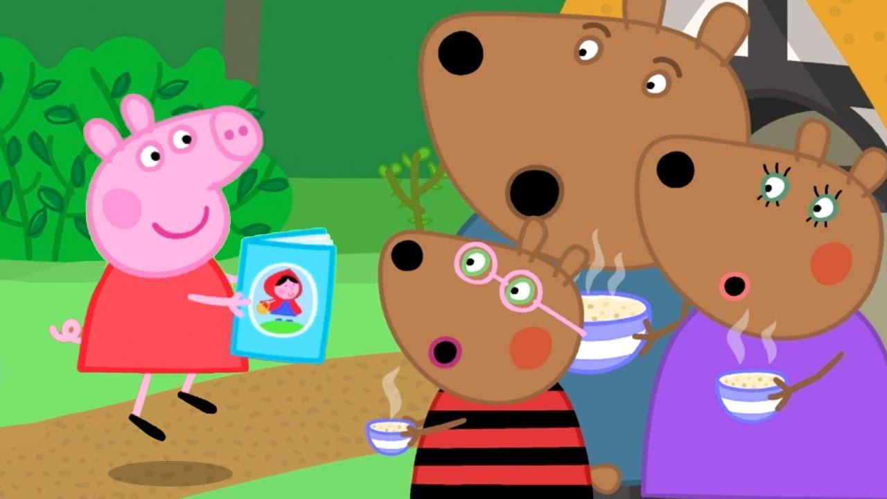 Es war einmal... 📚 Lesen mit Peppa 🧸 Cartoons für Kinder | Peppa Wutz Neue Folgen