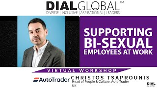 Christos Tsaprounis: SUPPORTING BI-SEXUAL EMPLOYEES AT WORK (Preview)
