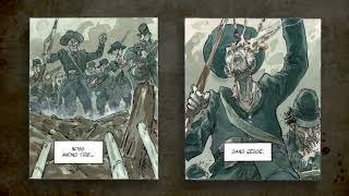 bande annonce de l'album Le jardin d'Alice