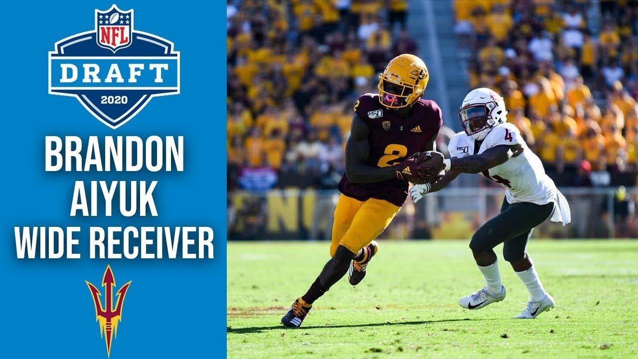 Brandon Aiyuk | Wide Receiver | Arizona State | 2020 NFL Draft Profile