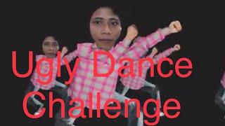 Ugly Dance challenge cover បទ រាំញីកែងជើង