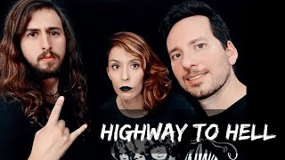 Baixar HIGHWAY TO HELL - FEMALE SINGER (cover by rock2night feat Vicente Sousa)