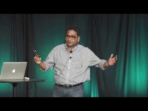 Srini Koushik - Innovation in an Always-On World - 2014 The Path to Agility Conference