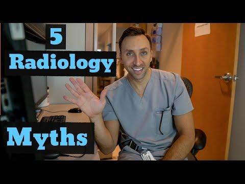 5 RADIOLOGY MYTHS (BONUS Myth At The End!!)