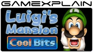 Cool Bits - Luigi's Mansion's Hidden Menu Messages & Totaka 's Song