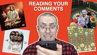 Reading Your Comments: Migos, Pi'erre Bourne, King Gizzard, Polo G