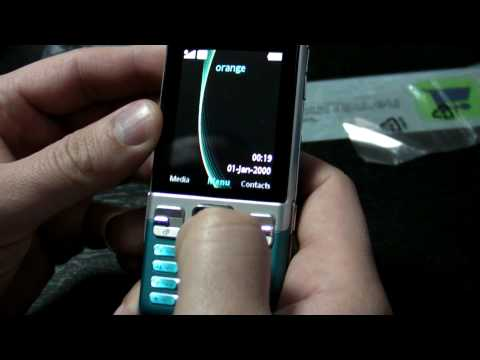 Sony Ericsson C702 Review HD ( in Romana ) - www.TelefonulTau.eu -
