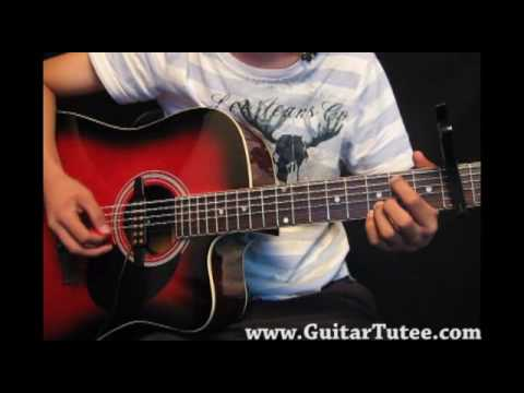 Miley Cyrus - Butterfly Fly Away, by www.GuitarTutee.com - YouTube