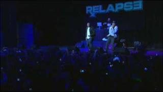 Eminem Hello & Insane Live In Detroit HQ