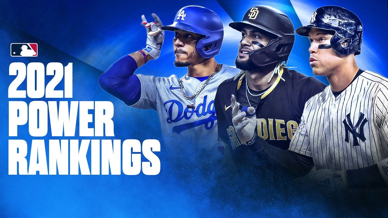 MLB Power Rankings: Is the NL West home to the National League's ...