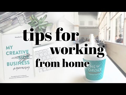 HOW TO STAY MOTIVATED WORKING FROM HOME | #SSSVEDA DAY 25, 2017