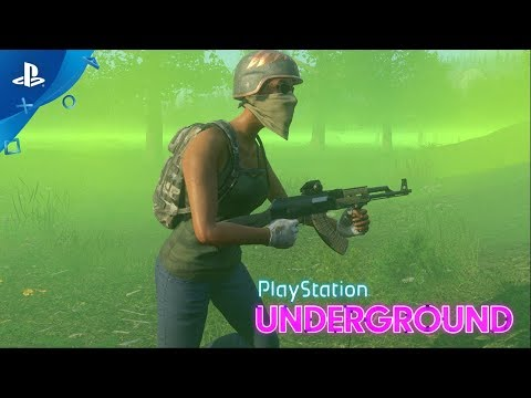H1Z1 - Battle Royale PS4 Gameplay | PlayStation Underground