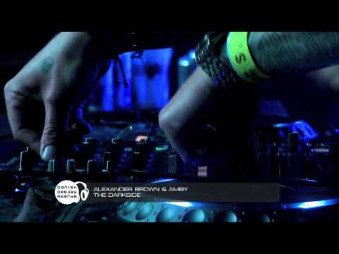 Alexander Brown Feat. Amby, Joe Forrest & Siff (LIVE) - Danish DeeJay Awards 2014
