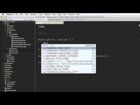 Trabalhando com Middleware no Laravel 5.1