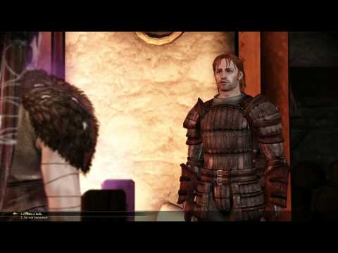 20] Dragon Age: Origins HD - Lothering Chantry (Human Mage ...