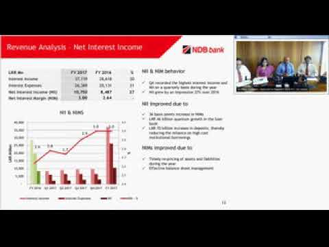 Online Investor Forum – Financial Performance FY 2017