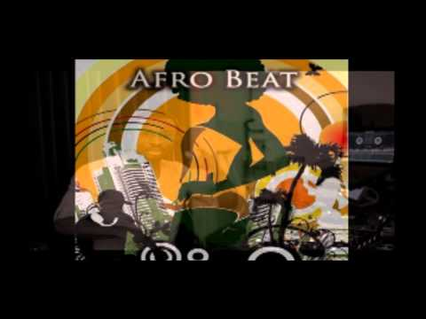 Afrobeat in da city #2 /Azonto Mix 2013// Cristian base//