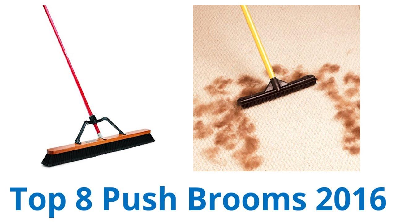8 best push brooms - Push Broom