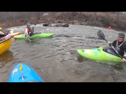 Born to be Wild- Come Kayak with UNCA's Outdoor Programs