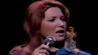 Tanya Tucker- Blood Red and Goin' Down- LIVE 1975!