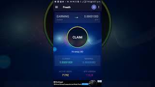 Unlimited Eth earn 2 minute 1000 Satoshi 2017