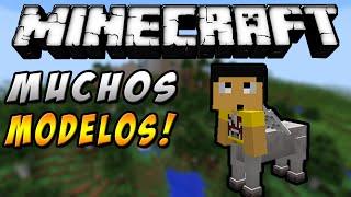 Minecraft - CENTAURO VOLADOR DEFORME MOD (Alócate con este mod!) - ESPAÑOL TUTORIAL