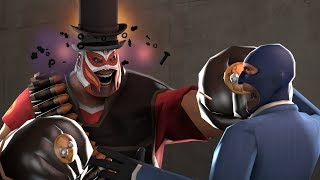 Becoming a Professional Boxer (TF2)