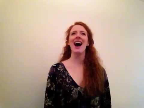 """Angharad's Love from """"A Time for Singing"""""""