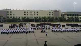 npap 2014 goh march in