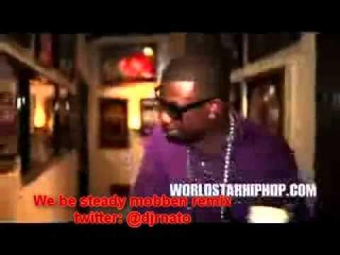 lil wayne -  we be steady mobbin (Feat. Gucci Mane)