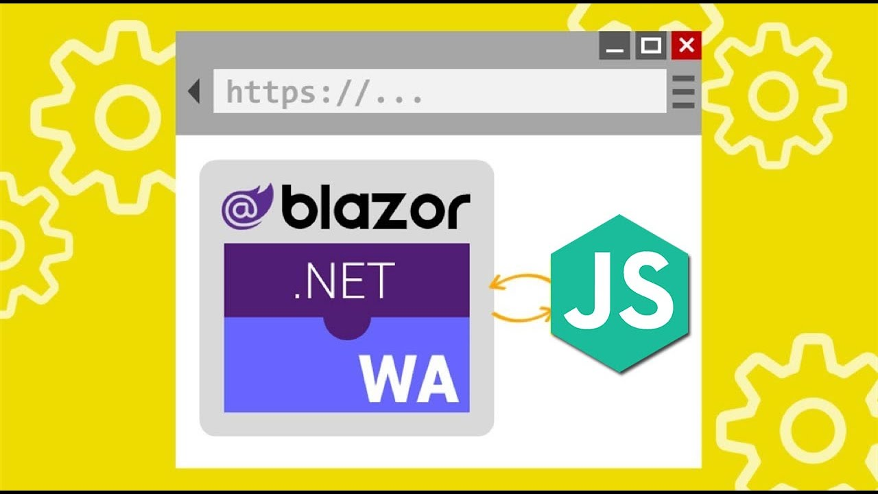 Goodbye Client Side JavaScript, Hello C# Blazor