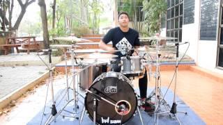 กระเทยศรีอีสาน - ก้อง ห้วยไร่ [cover drum zack]