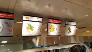 Restaurant at IKEA Dubai 16.05.2016