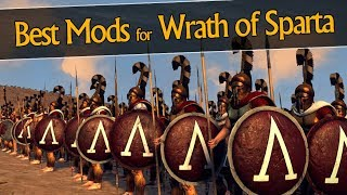 The BEST MODS for the Wrath of Sparta Campaign (Total War: Rome 2