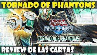 NUEVA EXPANSIÓN TORNADO OF PHANTOMS REVIEW DUEL LINKS