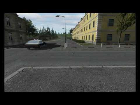 SLR-RPG Developers Video - Police Hatchback