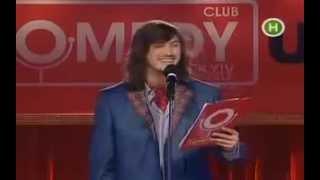 Пророчество о Крыме в одной из программ Comedy Club в 2009 году