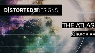 "Distorted Designs: Speed Art | ""The Atlas"" Photomanipulation Photoshop (feat. SUBSCRIBE) HD"