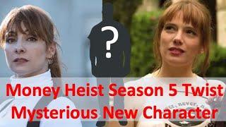 TSL | Mysterious Character in Money Heist Season 5