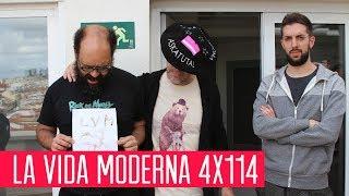 La Vida Moderna 4x114...es arrimar cebolleta en la cola de comulgar
