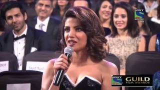 Priyanka Chopra | Sony Guild Awards 2016