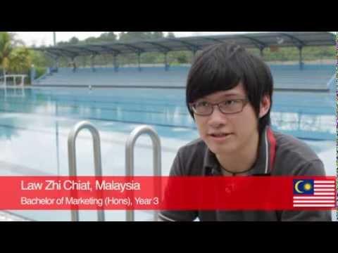 Student Testimonial - Law Zhi Chiat, Malaysia
