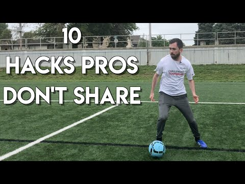 10 SOCCER HACKS THAT WILL TRANSFORM YOUR GAME
