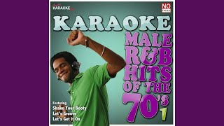 Let's Groove (In the Style of Earth, Wind and Fire) (Karaoke Version)